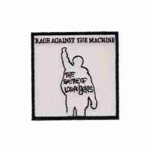 Rage Against the Machine Band Patch