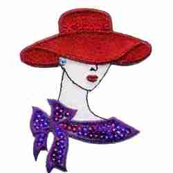 Red Hat Lady Patch