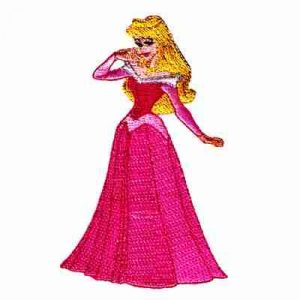 Disney Sleeping Beauty Iron On Princess Applique