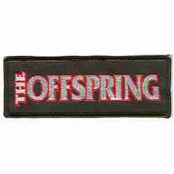 The Offspring Band Patch