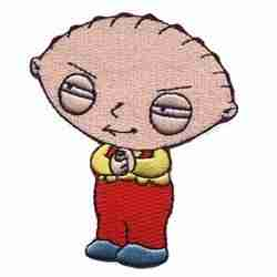 Family Guy Stewie Patch
