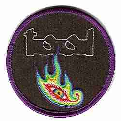 Tool Logo Band Patch