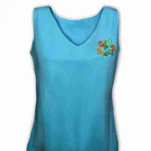 Sample 26 - Flip Flop Tank Top - NOT FOR SALE