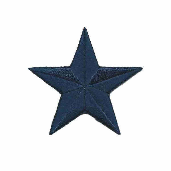 Navy-Blue-Star-Patches-iron-on-stars