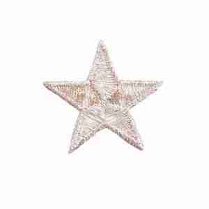 Silver-Star-patches-Iron-on-Stars
