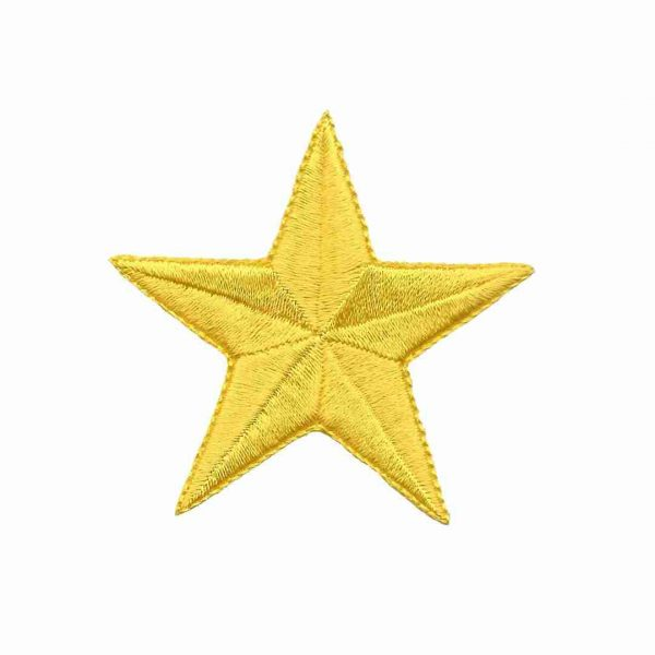 yellow-star-patches-iron-on-stars