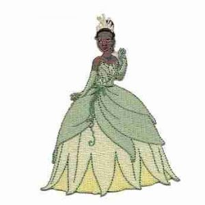 "Disney's Princess Tiana from ""The Princess and the Frog"" Tiana"