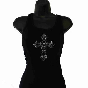 Silver Cross Tank top