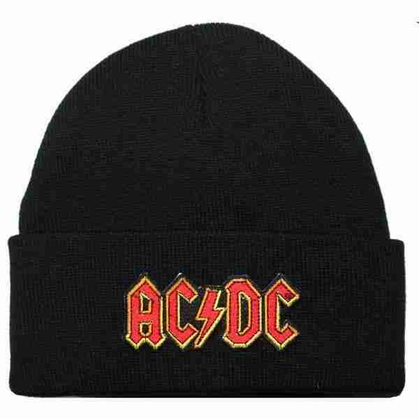 ACDC Knit Beanie (One Size Fits Most)