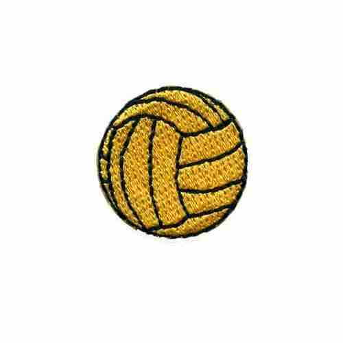 Water Polo Ball Iron on Patch Applique