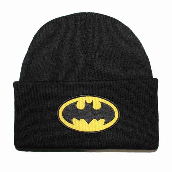 Batman Beanie Logo Knit Cap