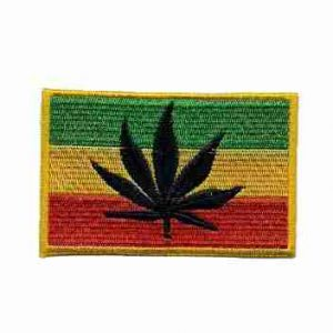 Rasta Patches/Hemp Patches