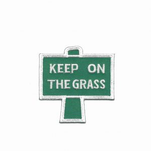 Keep on the Grass Marijuana Patch - Weed patches