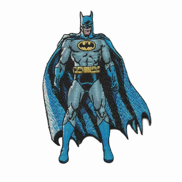 Batman Patch Applique