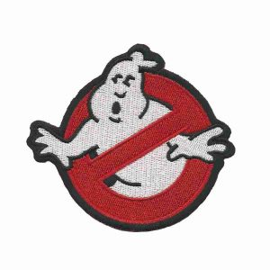 Ghostbusters Iron on Patch