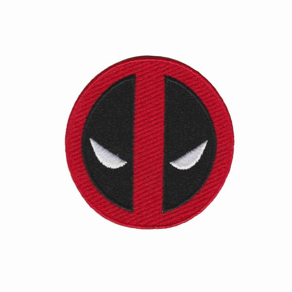 Iron on Patch Deadpool Comic Book | LaughingLizards.com