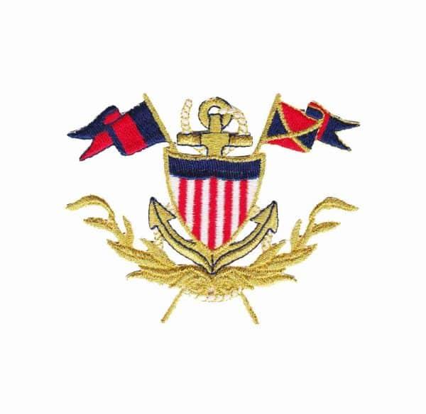 Nautical Crest Patch