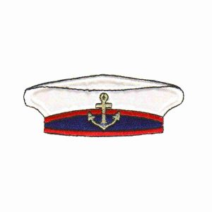 Sailors Cap Patch